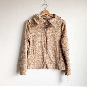 Calvin Klein Performance Fleece Sweater Jacket S